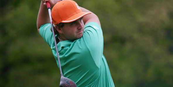 Smith sits atop Boys Division after first round