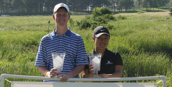 2010 Champs: Niebrugge, Keel claim victories at Rush Creek