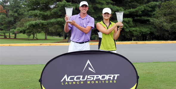Cox, Unson victorious at Tanglewood Park