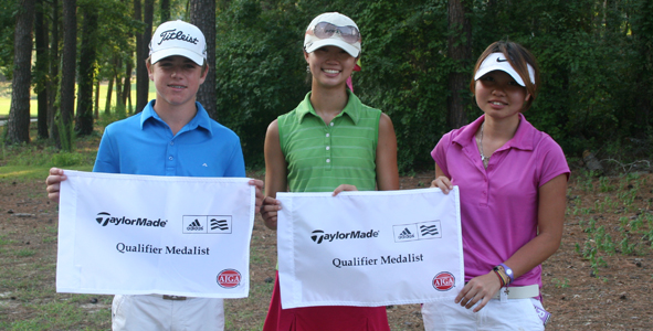 Edmondson, Dai, Inoue earn medalist honors