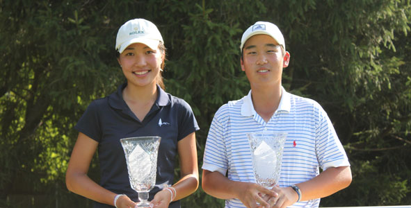 2010: Kims capture titles at White Beeches