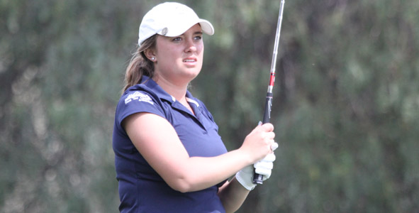 Bodnar leads Girls Division after first round