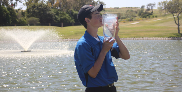 Brueckner Captures First Career AJGA Win