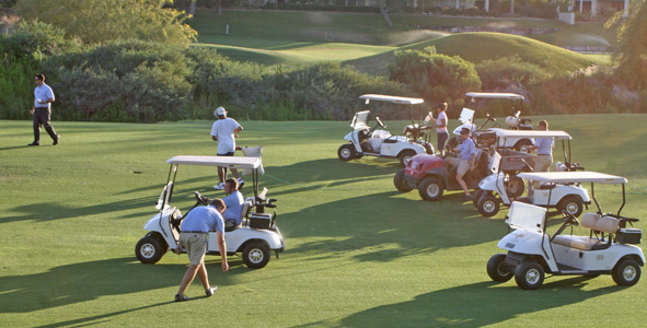 Care for the Course at Mission Hills Country Club
