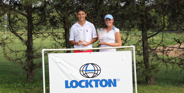 Carver, Lee earn first AJGA victories