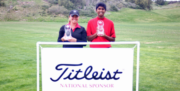 Reddy and Bodnar win Preseason Junior at Oak Valley