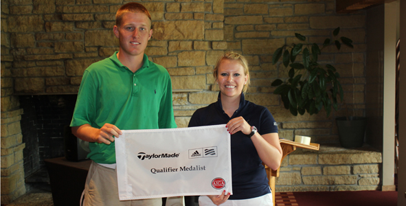 Cooke earns top medalist at the TaylorMade-adidas Qualifier