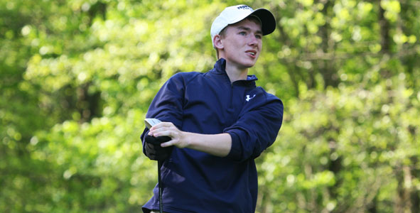 Dengler shines in first round