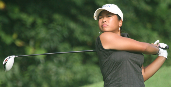 Hoang takes over top spot of Girls Division