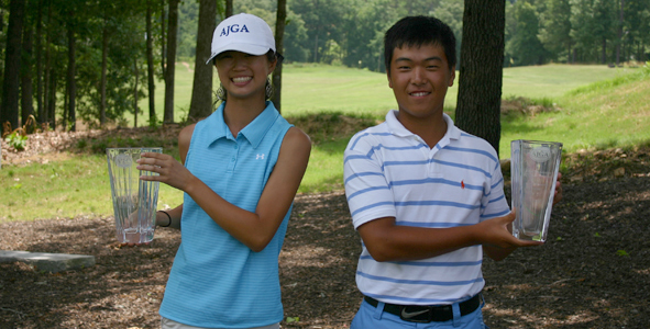 Dai and Shim claim victory in 2010