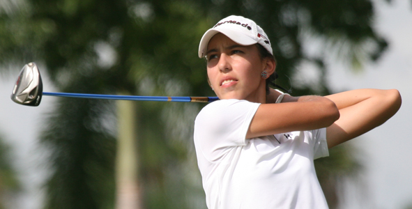 Forero sits atop leaderboard