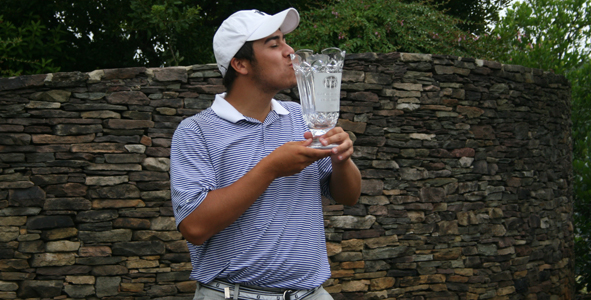 Alex wins by five strokes at Forest Creek Golf Club