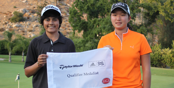 Mendoza, Lee Medal in TaylorMade-adidas Golf Qualifier