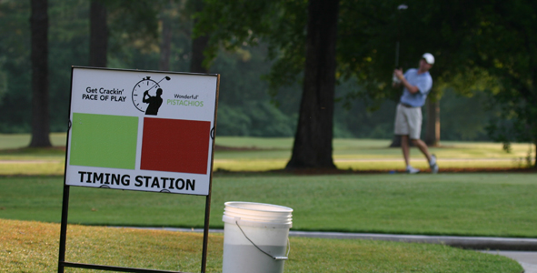 Juniors fly through first round at Coosa Country Club