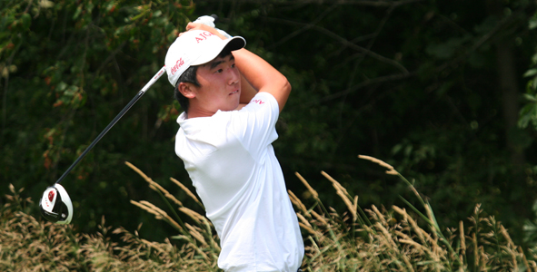 Doug Ghim maintains lead heading into final round
