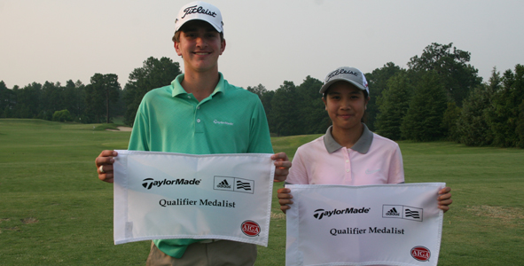 TaylorMade-adidas Golf Qualifier Medalists