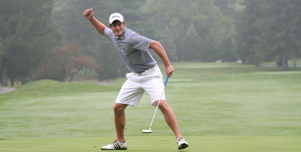 Playoff Eagle Seals John Boehme's Victory