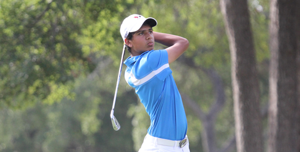 Khan leads Boy's Division after first round