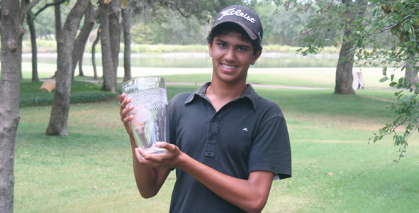 Khan captures first AJGA championship