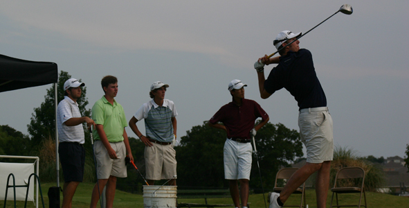 Juniors let loose after first round