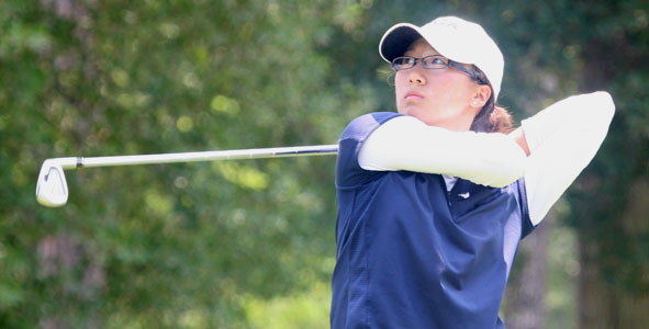 Girls leader Lin looks ahead to final round