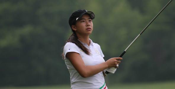 Liu shoots 1-under-par in opening round