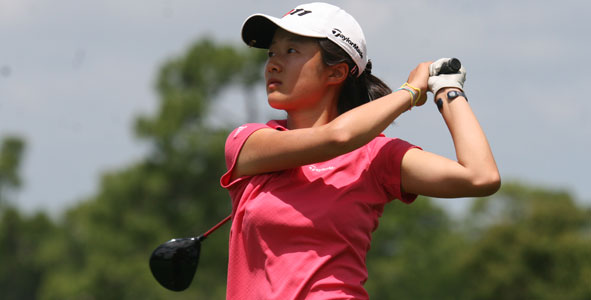 Liu controls field in victory at PGA Golf Club-The Ryder Course