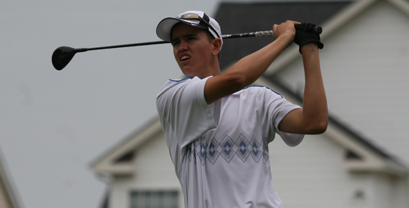 Lloyd fires seven birdies in eight holes