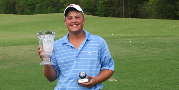 Martino captures first AJGA Open win