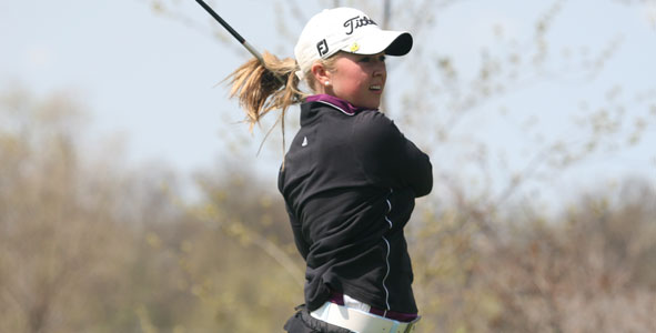 McDougall races out to two-shot lead