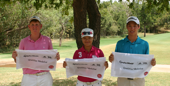 Juniors qualify for the Aaron's / Bob Estes Abilene Junior