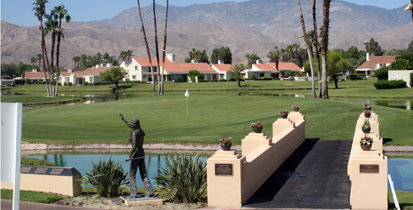 An historic venue: Mission Hills Country Club