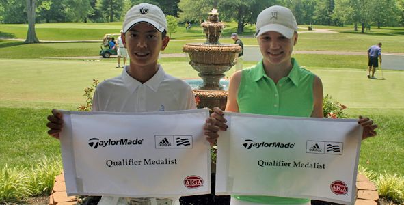 Martinez and Hamilton medal in Qualifier Event
