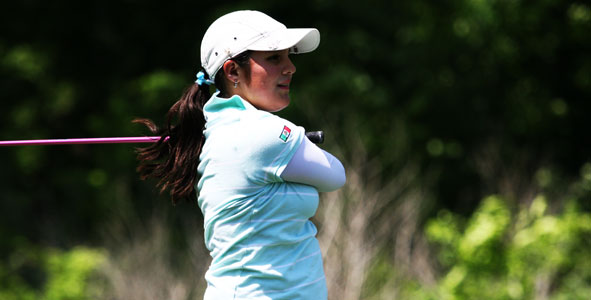 Navarro leads Girls Division