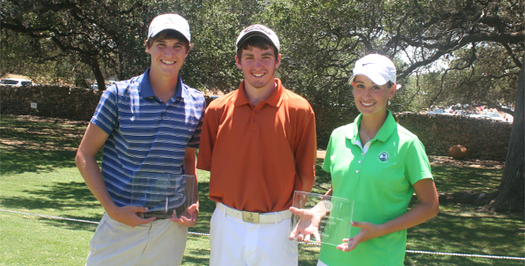 Krapf, Evans, and Knight named Qualifier Medalists