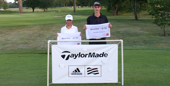 Jiayi & Smith named TaylorMade-adidas Qualifier Medalists
