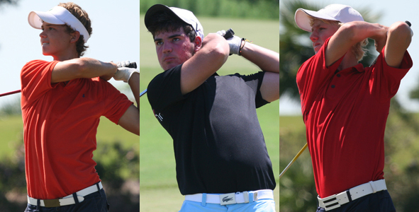 Celano, Curbelo, Snyder leading into the final round