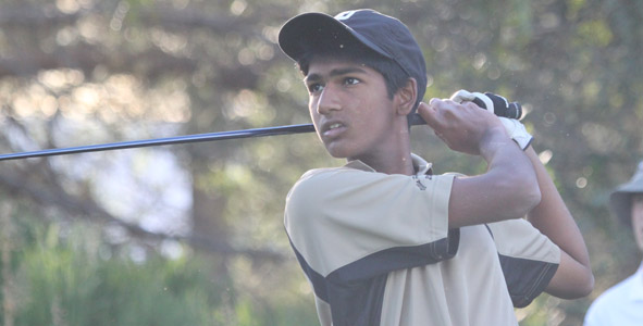 Reddy holds first-round lead