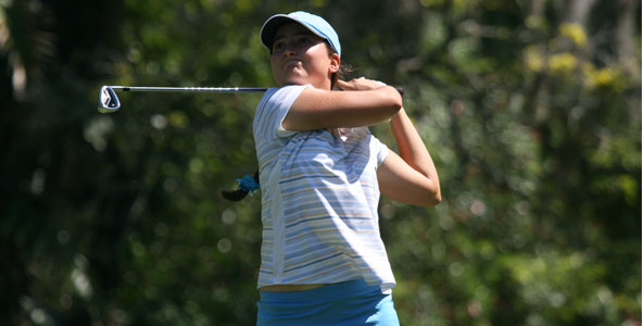 Tanco takes lead after Second Round