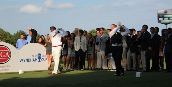 AJGA Blog: 'Twas the Night Before Wyndham Cup