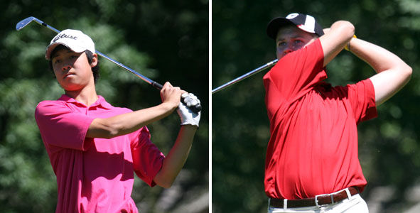 Wu, Walker share lead in Junior All-Star at Eagle Ridge