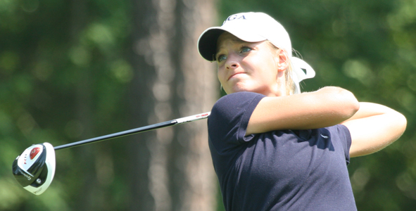 Skinner heads into second round as Girls Division leader