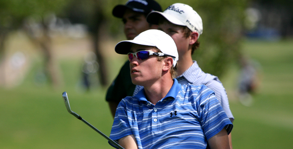 Second-round 67 puts Davis in front of boys field