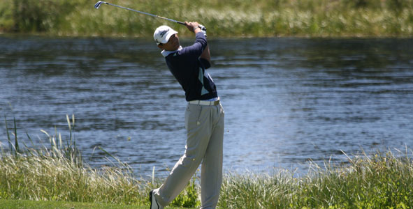 Hak takes lead in Boys Division at Rolex