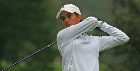 Morales takes three-shot lead in Girls Division