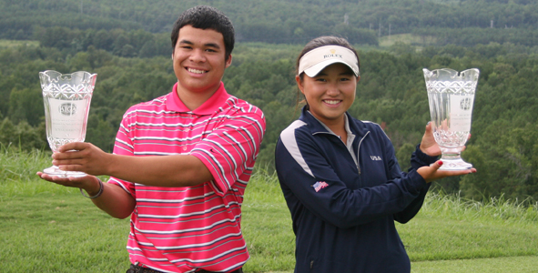 Gonzalez wins first AJGA title