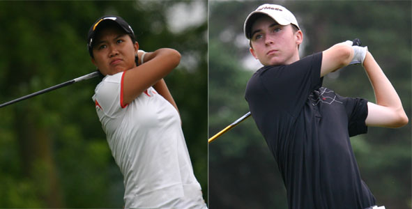 Nguyen and Connelly lead  Junior All-Star at Penn State