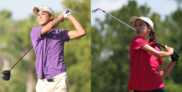 Patrick and Celano lead at the Ritz-Carlton Members Club