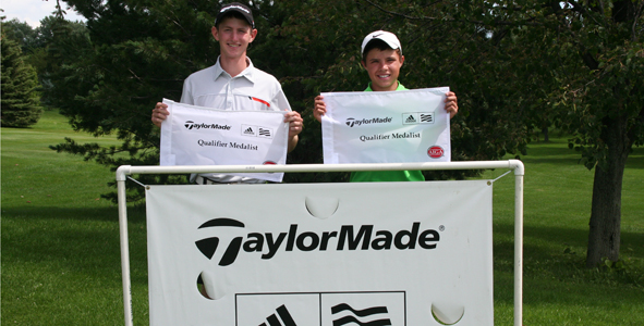 Schram and Carlson Earn TaylorMade-adidas Medalist Honors
