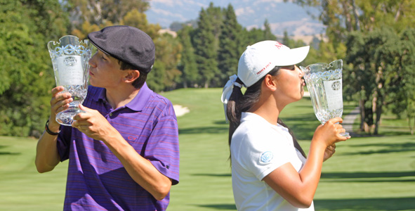 Han and Suh made champions